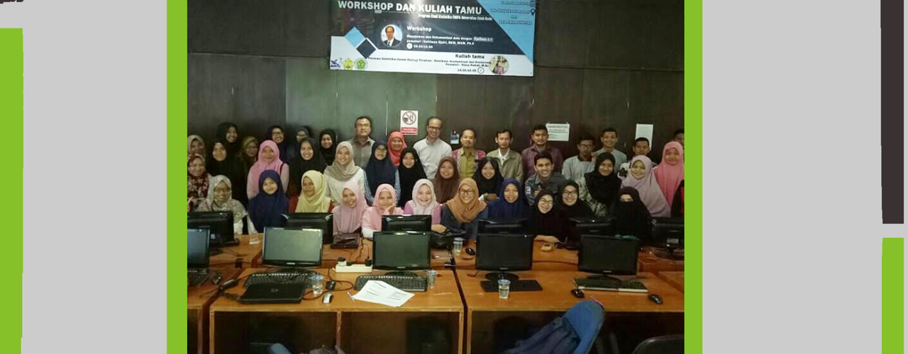 Workshop dan Kuliah tamu