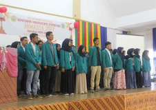Pelantikan Himpunan Mahasiswa Statistika Periode 2016/2017