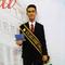 Ananda Pratama Sitanggang Mahasiswa Statistika 2016 FMIPA terpilih sebagai Duta Baca Favorite